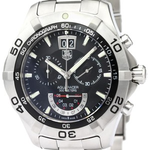 Tag Heuer Tag Heuer Aquaracer Quartz Stainless Steel Men's Sports Watch CAF101A
