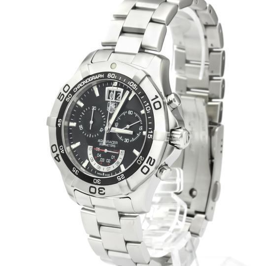 Tag Heuer Tag Heuer Aquaracer Quartz Stainless Steel Men's Sports Watch CAF101A Image 1