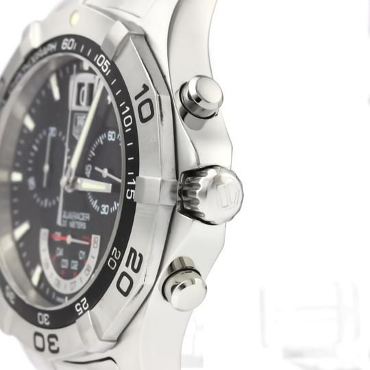 Tag Heuer Tag Heuer Aquaracer Quartz Stainless Steel Men's Sports Watch CAF101A Image 3