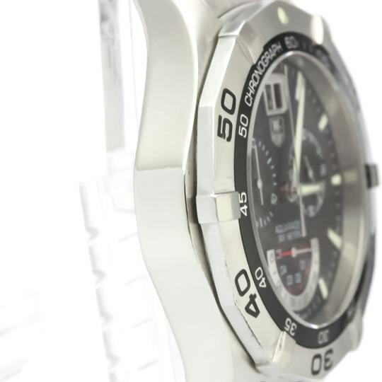 Tag Heuer Tag Heuer Aquaracer Quartz Stainless Steel Men's Sports Watch CAF101A Image 8