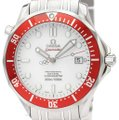 Omega Omega Seamaster Automatic Stainless Steel Men's Sports Watch 212.30.41.20.04.001 Image 0
