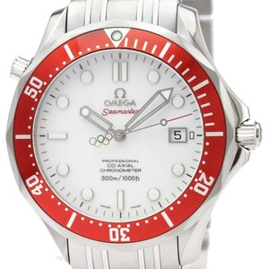 Omega Omega Seamaster Automatic Stainless Steel Men's Sports Watch 212.30.41.20.04.001