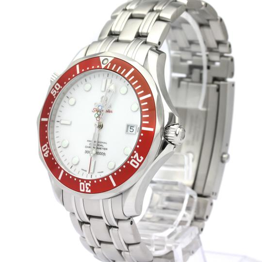Omega Omega Seamaster Automatic Stainless Steel Men's Sports Watch 212.30.41.20.04.001 Image 1