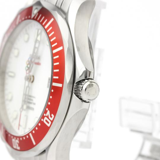 Omega Omega Seamaster Automatic Stainless Steel Men's Sports Watch 212.30.41.20.04.001 Image 3