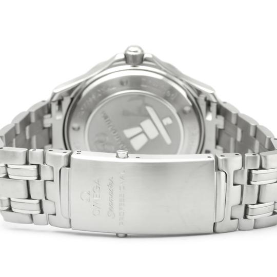 Omega Omega Seamaster Automatic Stainless Steel Men's Sports Watch 212.30.41.20.04.001 Image 4