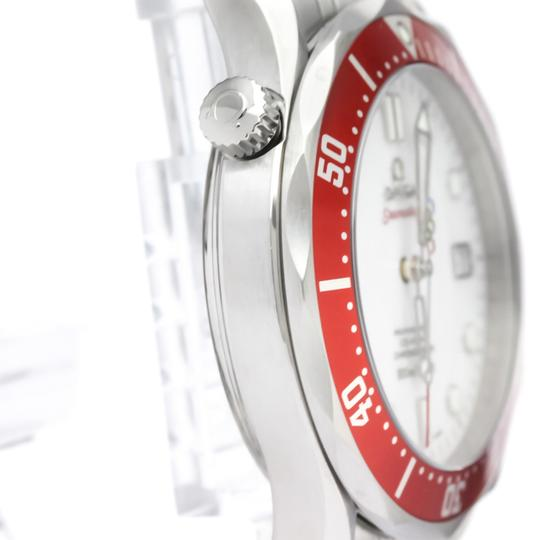 Omega Omega Seamaster Automatic Stainless Steel Men's Sports Watch 212.30.41.20.04.001 Image 8
