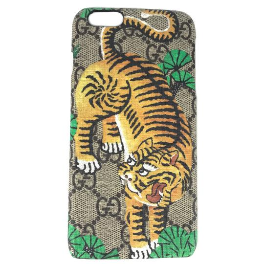 Gucci GUCCI GG Supreme Bengal iPhone 6 Plus Phone Cover Image 10