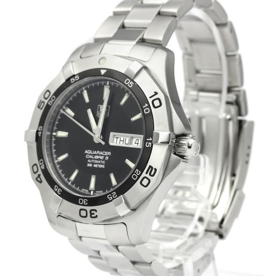 Tag Heuer Tag Heuer Aquaracer Automatic Stainless Steel Men's Sports Watch WAF2010 Image 1