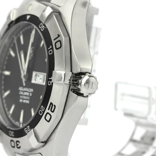 Tag Heuer Tag Heuer Aquaracer Automatic Stainless Steel Men's Sports Watch WAF2010 Image 3