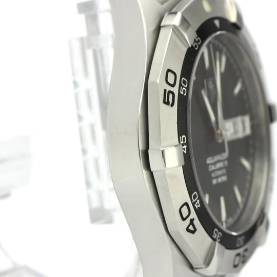 Tag Heuer Tag Heuer Aquaracer Automatic Stainless Steel Men's Sports Watch WAF2010 Image 7