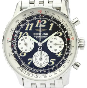 Breitling Breitling Navitimer Automatic Stainless Steel Men's Sports Watch A39022.1
