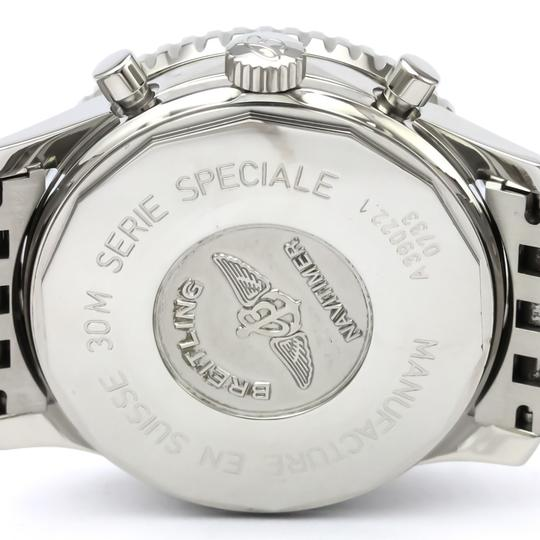 Breitling Breitling Navitimer Automatic Stainless Steel Men's Sports Watch A39022.1 Image 5