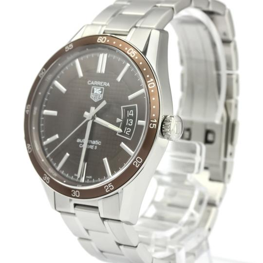Tag Heuer Tag Heuer Carrera Automatic Stainless Steel Men's Sports Watch WV211N Image 1