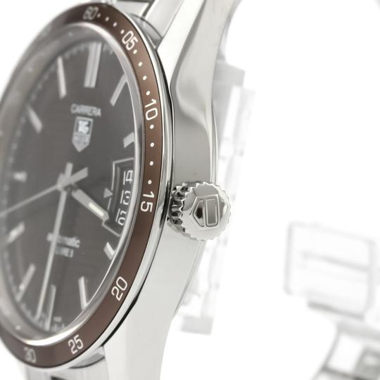 Tag Heuer Tag Heuer Carrera Automatic Stainless Steel Men's Sports Watch WV211N Image 3