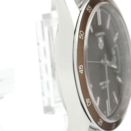 Tag Heuer Tag Heuer Carrera Automatic Stainless Steel Men's Sports Watch WV211N Image 7