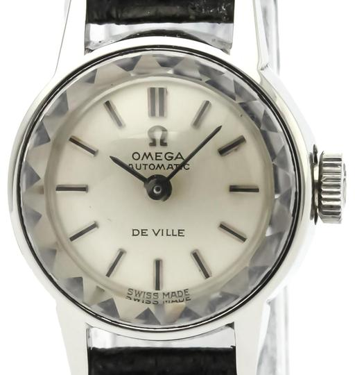 Omega Omega De Ville Automatic Stainless Steel Women's Dress Watch 551.004 Image 0