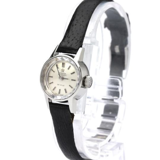 Omega Omega De Ville Automatic Stainless Steel Women's Dress Watch 551.004 Image 1