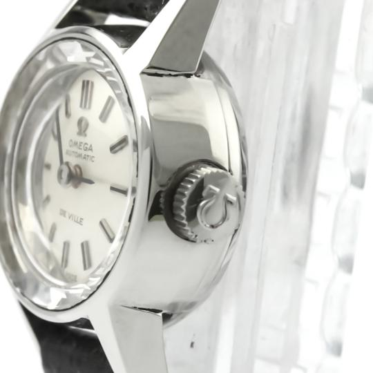 Omega Omega De Ville Automatic Stainless Steel Women's Dress Watch 551.004 Image 3