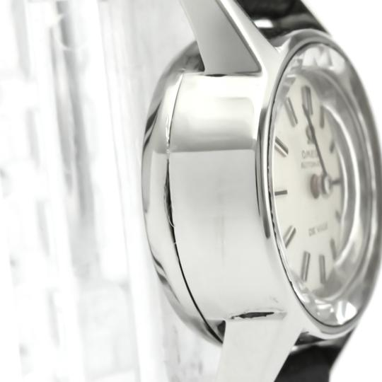 Omega Omega De Ville Automatic Stainless Steel Women's Dress Watch 551.004 Image 8