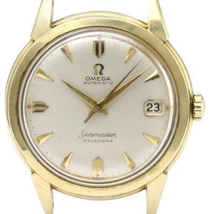 Omega Omega Seamaster Automatic Gold Plated Men's Dress Watch