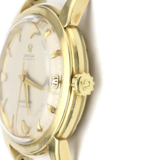 Omega Omega Seamaster Automatic Gold Plated Men's Dress Watch Image 1