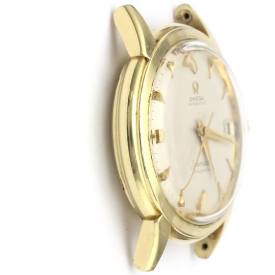 Omega Omega Seamaster Automatic Gold Plated Men's Dress Watch Image 2