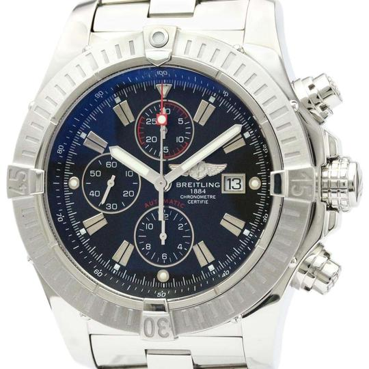 Breitling Breitling Avenger Automatic Stainless Steel Men's Sports Watch A13370 Image 0