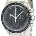 Omega Omega Speedmaster Automatic Stainless Steel Men's Sports Watch 311.30.44.50.01.001 Image 0