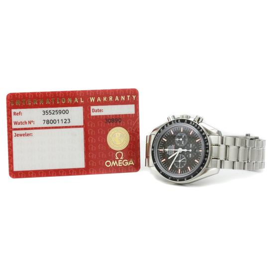 Omega Omega Speedmaster Automatic Stainless Steel Men's Sports Watch 3552.59 Image 5