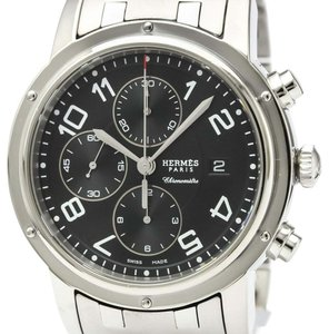 Hermes Hermes Clipper Automatic Stainless Steel Men's Sports Watch CP1.910