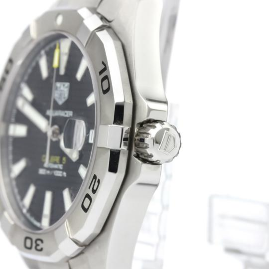 Tag Heuer Tag Heuer Aquaracer Automatic Stainless Steel Men's Sports Watch WBD2110 Image 3
