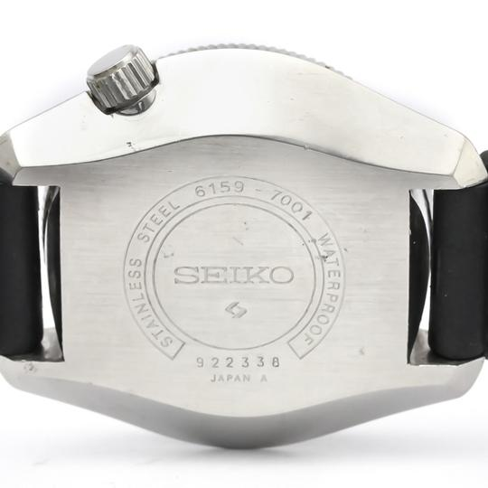 Seiko Seiko Diver Automatic Stainless Steel Men's Sports Watch 6159-7001 Image 5