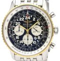 Breitling Breitling Navitimer Automatic Stainless Steel,Yellow Gold (18K) Men's Sports Watch D22322 Image 0