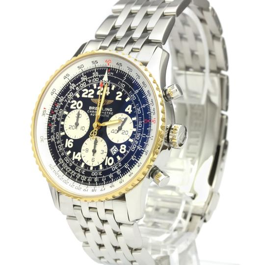 Breitling Breitling Navitimer Automatic Stainless Steel,Yellow Gold (18K) Men's Sports Watch D22322 Image 1