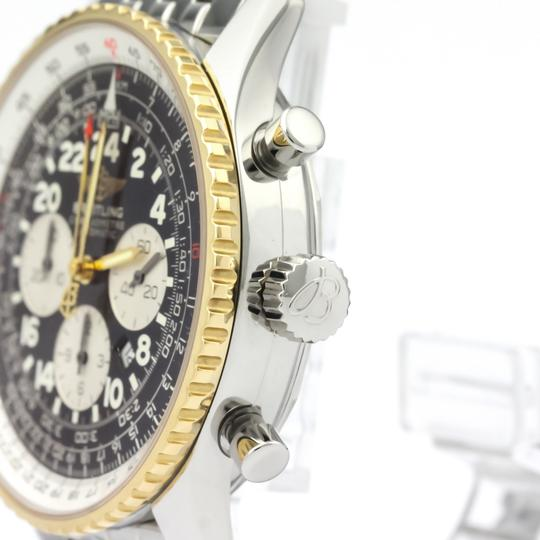 Breitling Breitling Navitimer Automatic Stainless Steel,Yellow Gold (18K) Men's Sports Watch D22322 Image 3