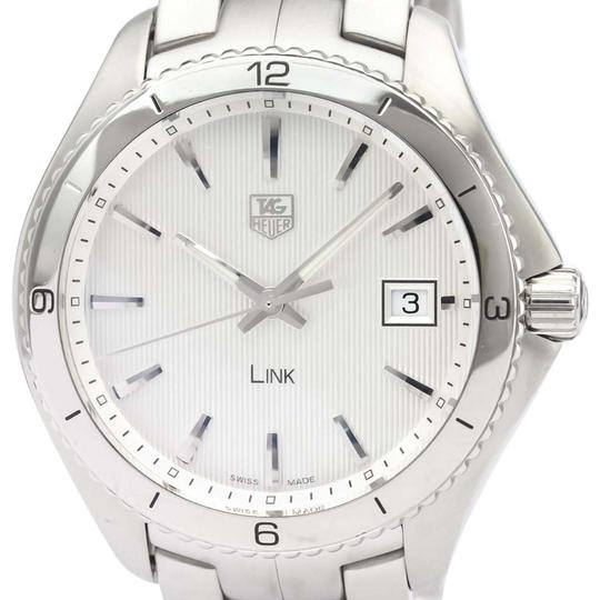 Tag Heuer Tag Heuer Link Quartz Stainless Steel Men's Sports Watch WAT1111 Image 0
