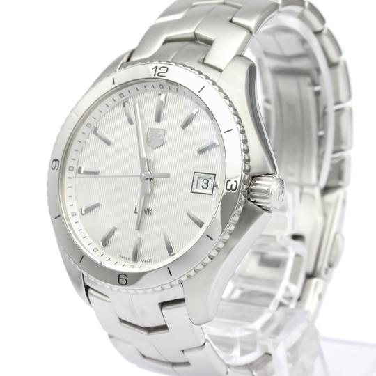 Tag Heuer Tag Heuer Link Quartz Stainless Steel Men's Sports Watch WAT1111 Image 1