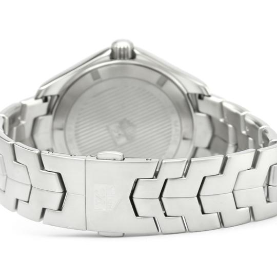 Tag Heuer Tag Heuer Link Quartz Stainless Steel Men's Sports Watch WAT1111 Image 4