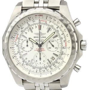 Breitling Breitling Bentley Automatic Stainless Steel Men's Sports Watch A25363