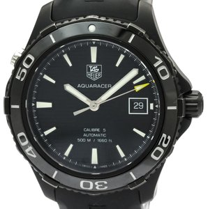 Tag Heuer Tag Heuer Aquaracer Automatic Stainless Steel Men's Sports Watch WAK2180