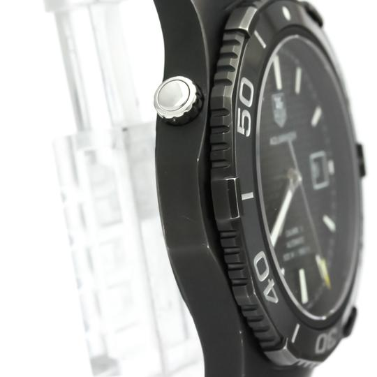 Tag Heuer Tag Heuer Aquaracer Automatic Stainless Steel Men's Sports Watch WAK2180 Image 7