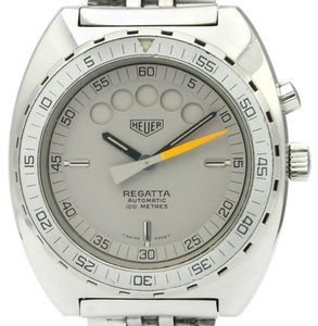 Tag Heuer Tag Heuer Regatta Automatic Stainless Steel Men's Sports Watch 134.603