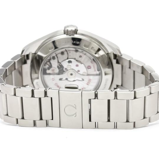 Omega Omega Seamaster Automatic Stainless Steel Men's Sports Watch 231.10.42.21.01.001 Image 4