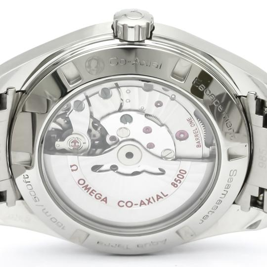 Omega Omega Seamaster Automatic Stainless Steel Men's Sports Watch 231.10.42.21.01.001 Image 5