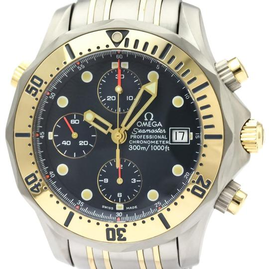 Preload https://img-static.tradesy.com/item/25828814/omega-seamaster-titanium-yellow-gold-18k-men-s-sports-239880-watch-0-1-540-540.jpg