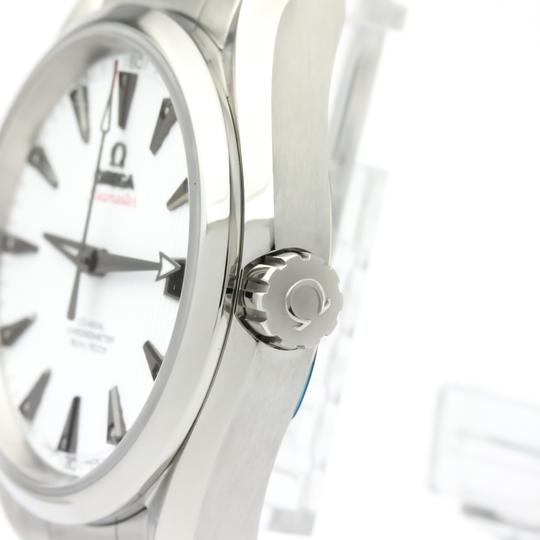 Omega Omega Seamaster Automatic Stainless Steel Men's Sports Watch 231.10.39.21.54.001 Image 3