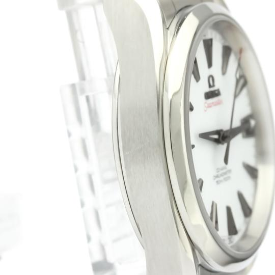 Omega Omega Seamaster Automatic Stainless Steel Men's Sports Watch 231.10.39.21.54.001 Image 8