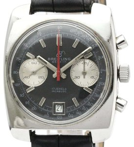 Breitling Breitling Mechanical Stainless Steel Men's Sports Watch