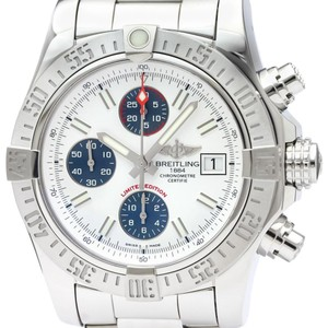 Breitling Breitling Avenger Automatic Stainless Steel Men's Sports Watch A13381