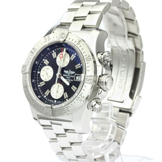 Breitling Breitling Avenger Automatic Stainless Steel Men's Sports Watch A13380 Image 1